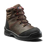 Dickies Cameron Safety Boots Brown FC9535