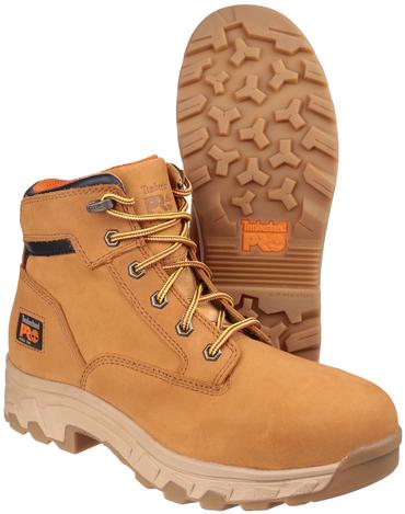 Timberland Pro Workstead Lace Up Safety Boots Thumbnail 2