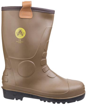 Amblers PVC Safety Rigger Boots Thumbnail 2