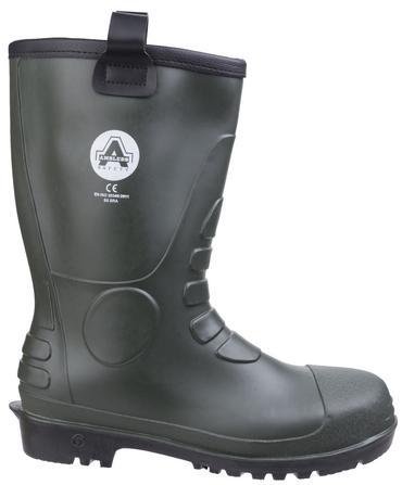 Amblers PVC Safety Rigger Boots Thumbnail 3