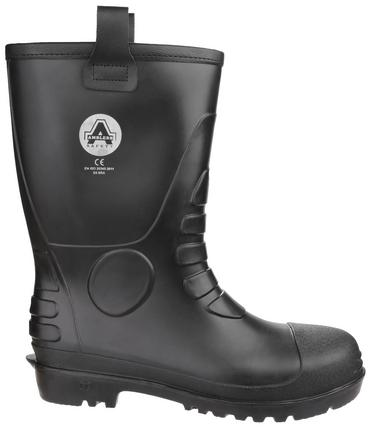 Amblers PVC Safety Rigger Boots Thumbnail 4