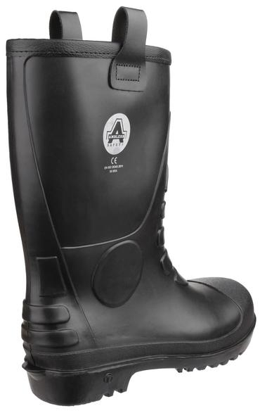 Amblers PVC Safety Rigger Boots Thumbnail 5