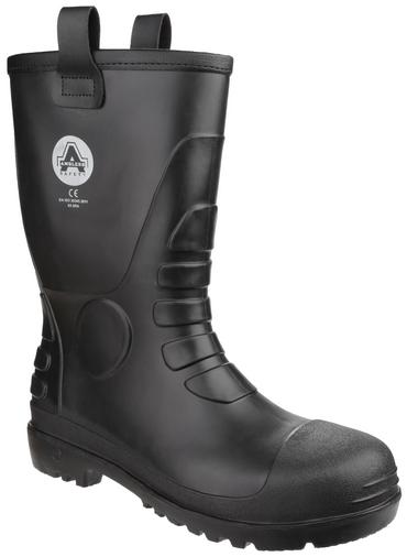 Amblers PVC Safety Rigger Boots Thumbnail 6