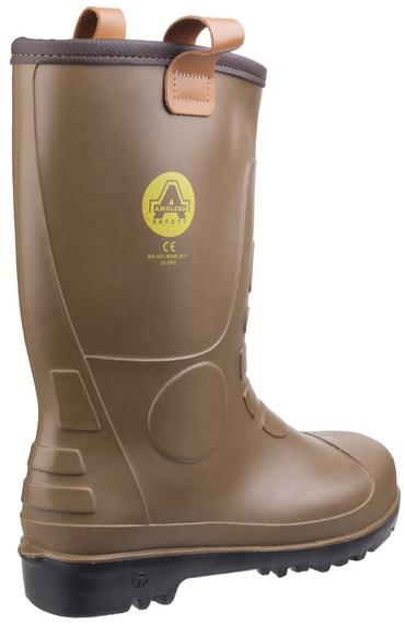 Amblers PVC Safety Rigger Boots Thumbnail 7