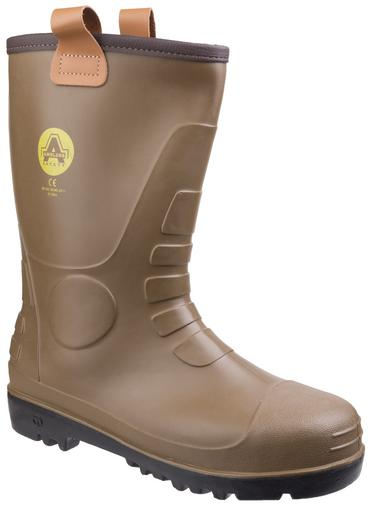 Amblers PVC Safety Rigger Boots Thumbnail 8
