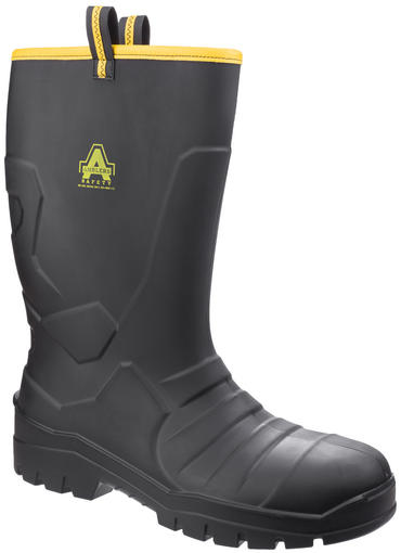 Amblers AS1008 Safety Rigger Welly