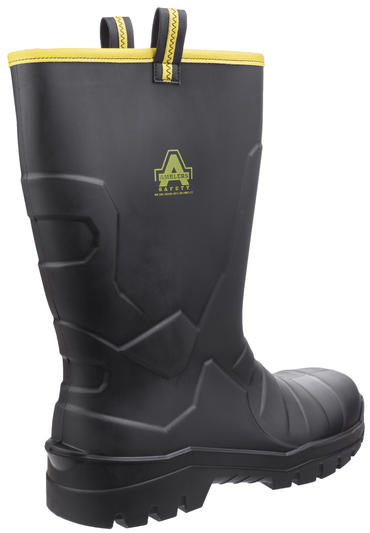 Amblers AS1008 Safety Rigger Welly Thumbnail 4