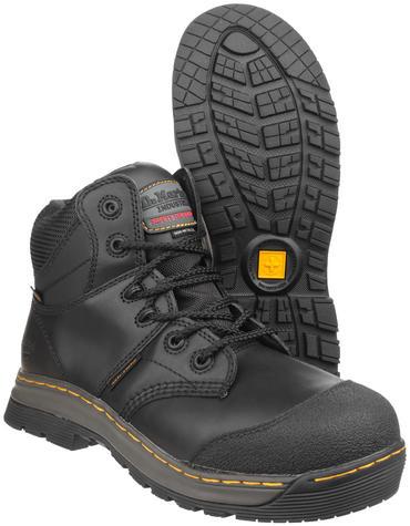 Dr Martens Surge Safety Boots Black