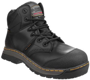 Dr Martens Surge Safety Boots Black Thumbnail 2