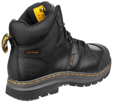 Dr Martens Surge Safety Boots Black Thumbnail 3