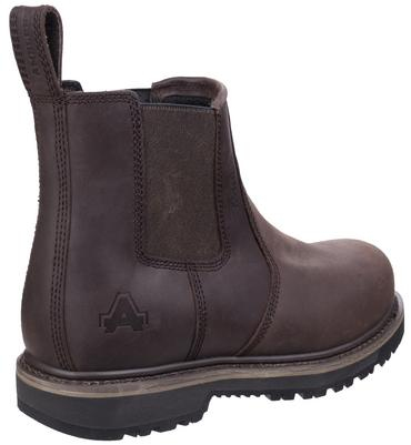 Amblers Skipton Safety Dealer Boots AS231 Thumbnail 2
