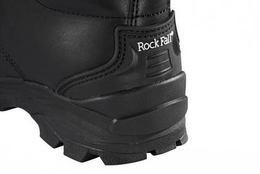 Rockfall Ebonite Safety Boots Black RF10 Thumbnail 3