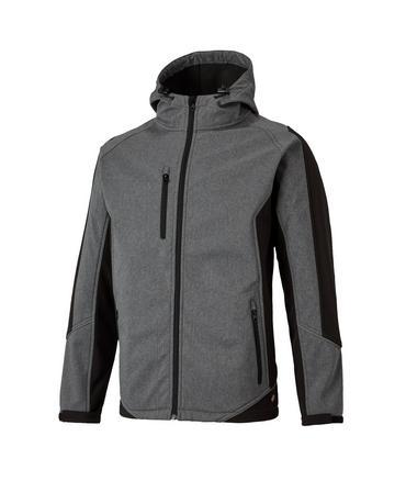 Dickies Wakefield Reflective Softshell Jacket