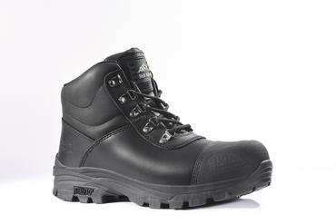Rockfall Granite Safety Boots Black RF170 Thumbnail 1