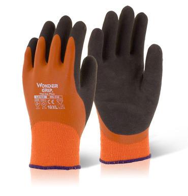 Wondergrip Thermo Plus Latex Gloves WG338