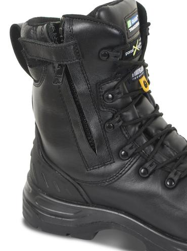 CF67 Trencher High Leg Safety Boots Thumbnail 2