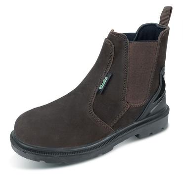 Click Traders Safety Dealer Boots CTF42