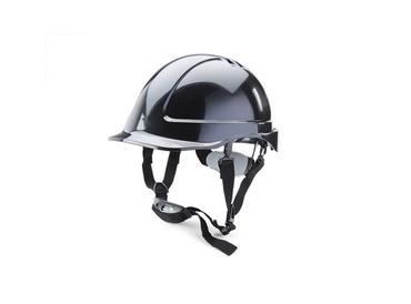 B Brand Reduced Peak Helmet Black