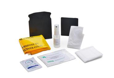 Single Use Biohazard Body Fluid Spill Kit Thumbnail 2