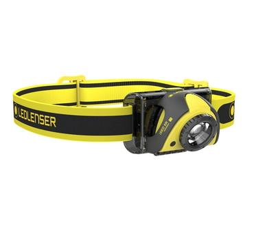 Led Lenser iSE05R Pro Rechargeable Head Lamp
