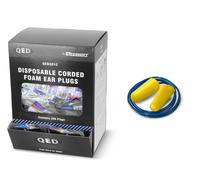 QED Corded Ear Plugs 200 Box