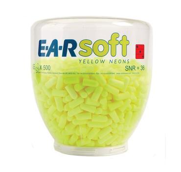 EAR Soft Yellow Neon Refill Bottle