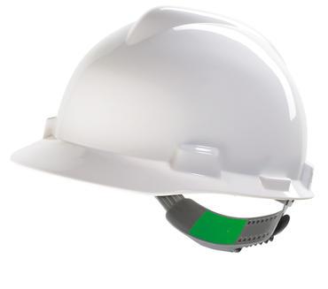 MSA V-Gard Safety Helmet Thumbnail 2