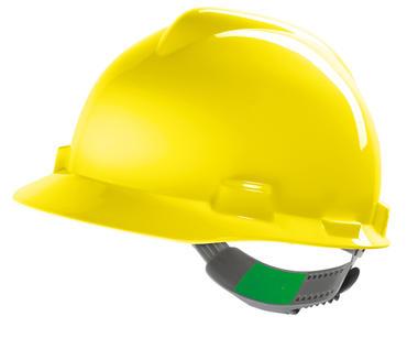 MSA V-Gard Safety Helmet Thumbnail 3