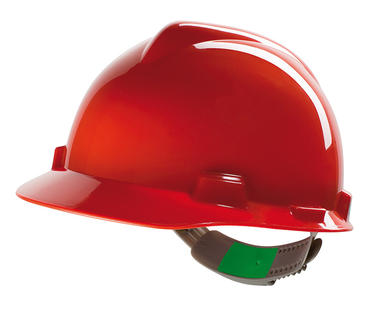 MSA V-Gard Safety Helmet Thumbnail 4
