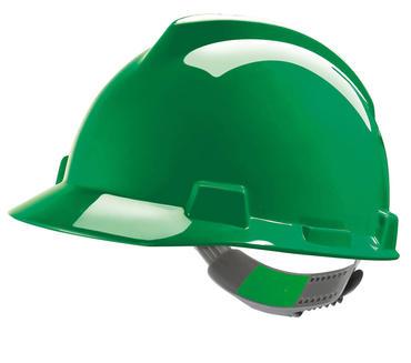 MSA V-Gard Safety Helmet Thumbnail 5