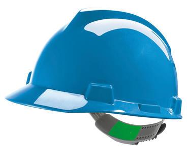MSA V-Gard Safety Helmet Thumbnail 6