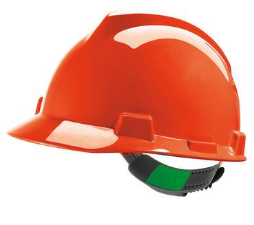 MSA V-Gard Safety Helmet Thumbnail 7