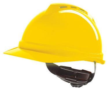 MSA Vented V-Gard 500 Helmet Thumbnail 3