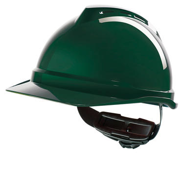 MSA Vented V-Gard 500 Helmet Thumbnail 5