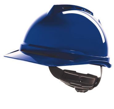 MSA Vented V-Gard 500 Helmet Thumbnail 6