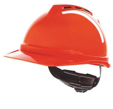 MSA Vented V-Gard 500 Helmet Thumbnail 7