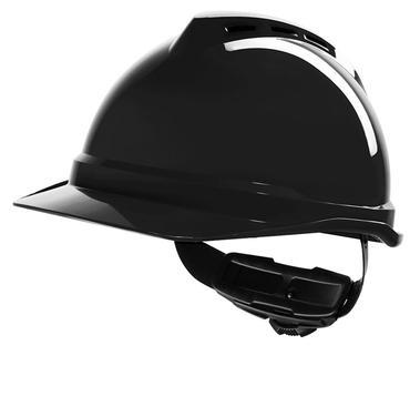 MSA Vented V-Gard 500 Helmet Thumbnail 8
