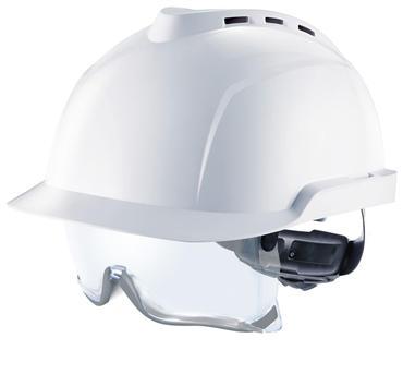 MSA V-Gard 930 Helmet with Specs