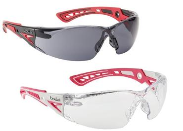 Bolle Rush+ Platinum Safety Glasses