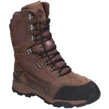 "Muckboot Summit 10"" Waterproof Leather Hiker Boots Thumbnail 1"