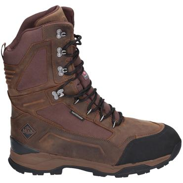 "Muckboot Summit 10"" Waterproof Leather Hiker Boots Thumbnail 2"