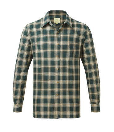 Fort Worcester Checked Shirt Thumbnail 3