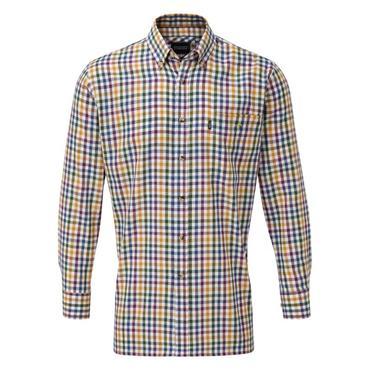 Thorpeness Checked Work Shirt