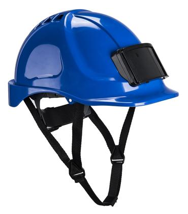Portwest PB55 Helmet with Badge Holder Thumbnail 2