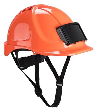 Portwest PB55 Helmet with Badge Holder Thumbnail 3