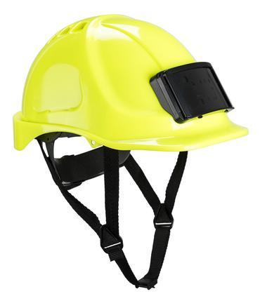 Portwest PB55 Helmet with Badge Holder Thumbnail 5