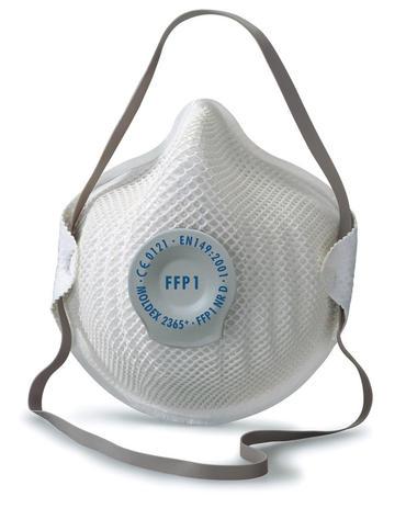 Moldex P1 Valved Dust Masks 20 Pack