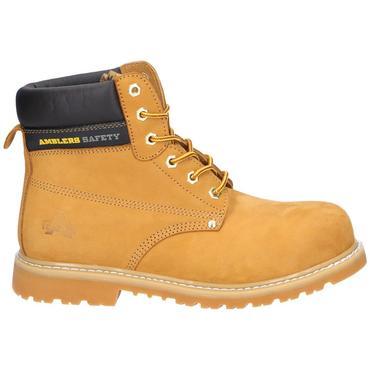 Amblers Safety FS5 Safety Boots Honey