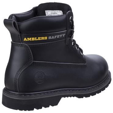 Amblers FS9 Safety Boots Black Thumbnail 4