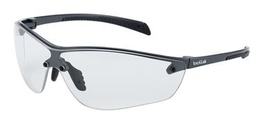Bolle Silium+ Platinum Safety Glasses Clear Lens